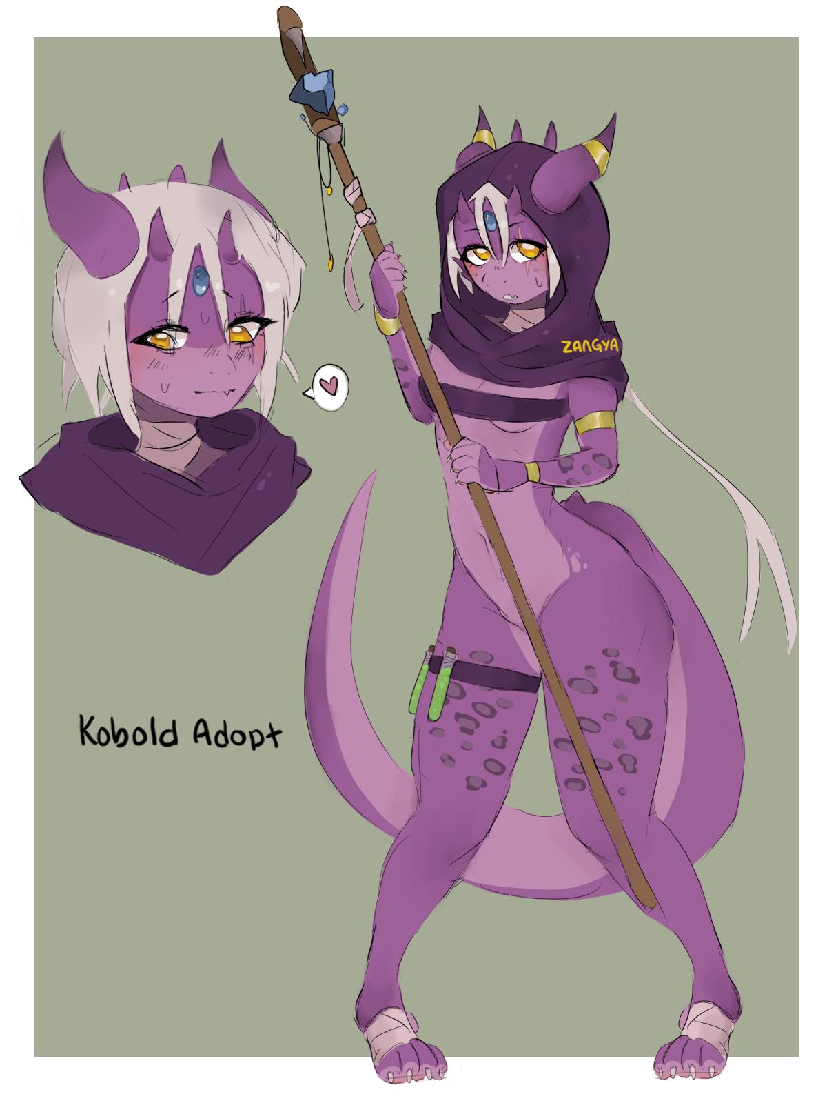 Cute Kobold