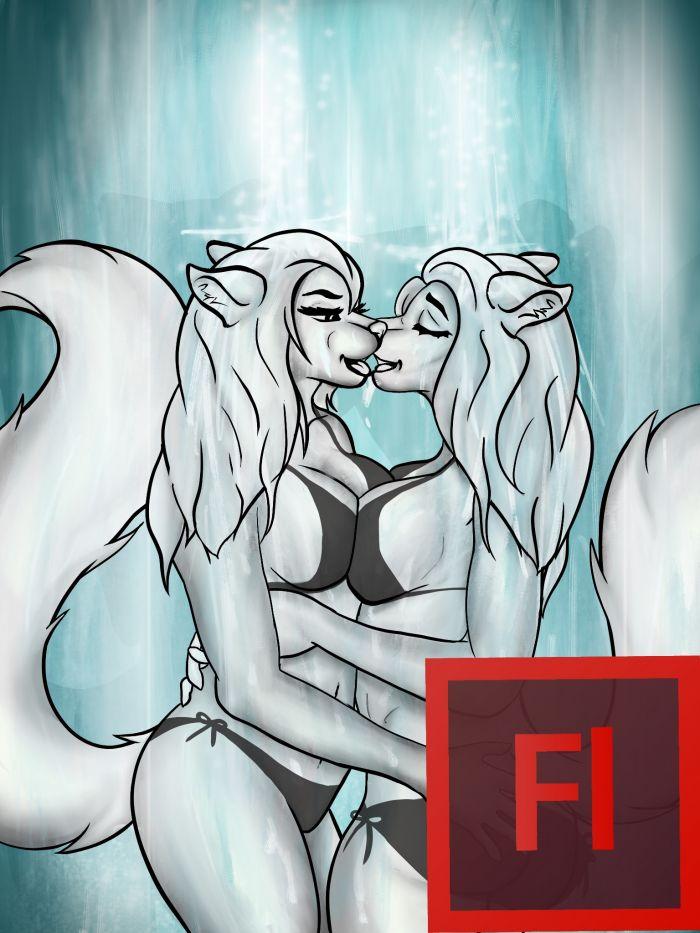 Lesbian Furry